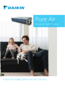 Indoor Air Quality Technologies Leaflet