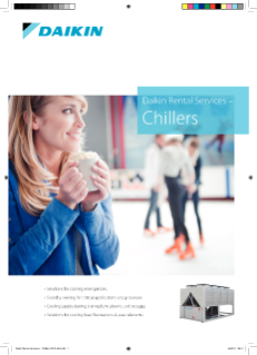 554 - Daikin Rental Services - Chillers_Focus topic